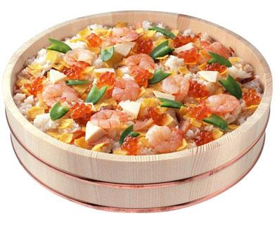 ちらし寿司といえばこの2つが代表格ですが、 ちらし寿司はいとも簡単なレシピのひとつ。