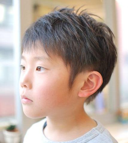 髪型 小学生 男子 人気 髪型 : geinou-ura.com
