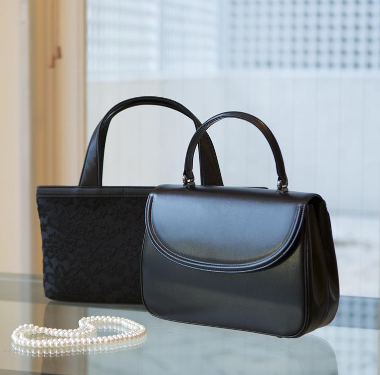 入学式 母親ママの鞄バッグ ...