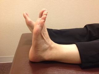 足関節 背屈