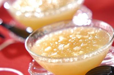 風邪の時のりんごの効果的な食べ方レシピ