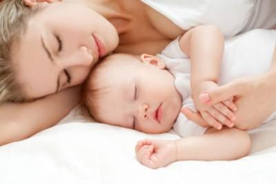 赤ちゃんが寝る時間の理想