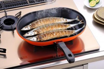 魚をフライパンで!焼き方のコツ