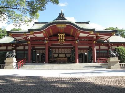 初詣 西宮神社
