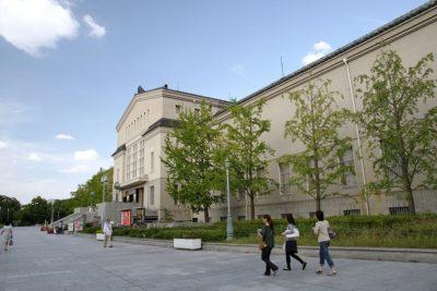 大阪市立美術館でアートを楽しむ