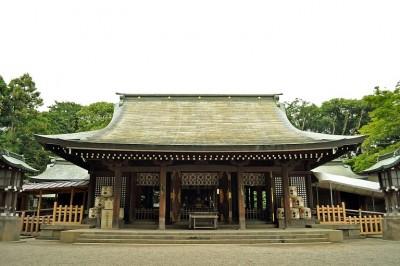 初詣 大宮氷川神社