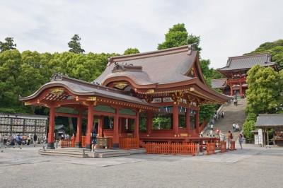 Kaguraden-Hachimangu_Kamakura