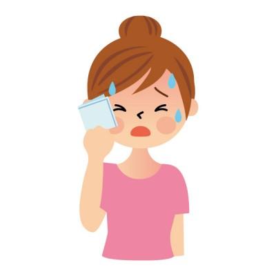 頭汗がひどい原因