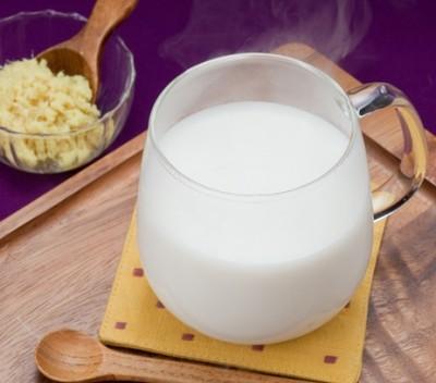 ホットミルク効果