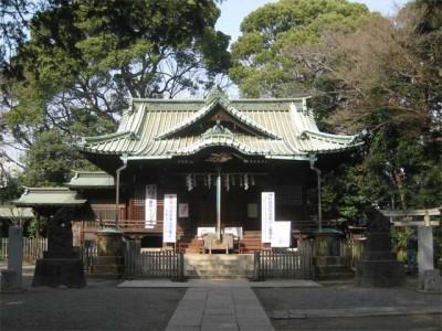 仕事運 神社 東京