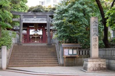 金運 神社 東京