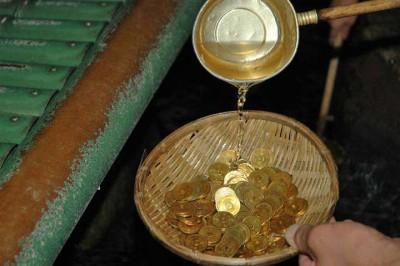 鎌倉銭洗弁天について