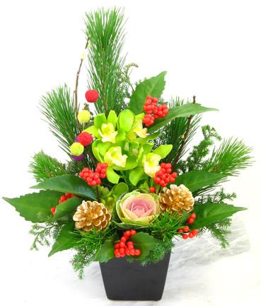 お正月の花といえば