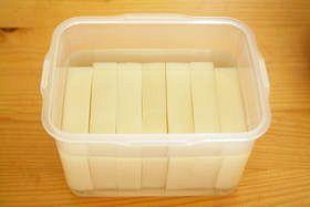 水餅保存法