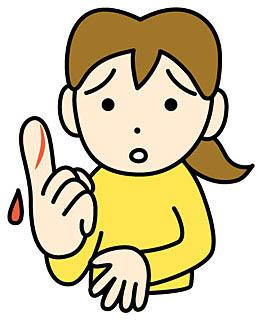 指のぱっくり割れの治し方